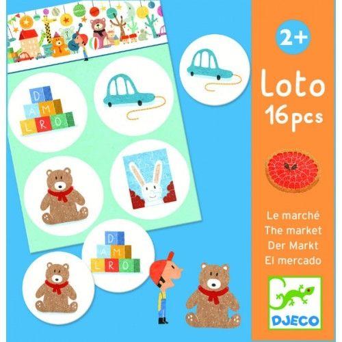 Loto la magazin Djeco [0]