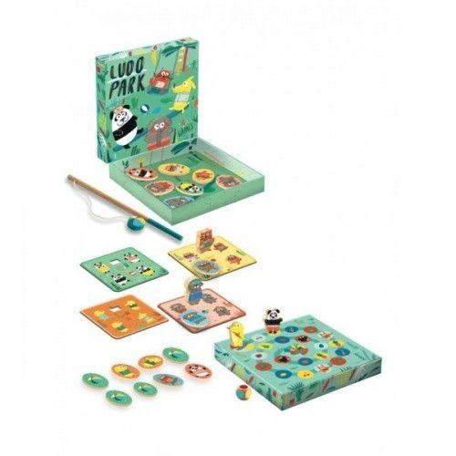 Ludo park Djeco, primele 4 jocuri 3