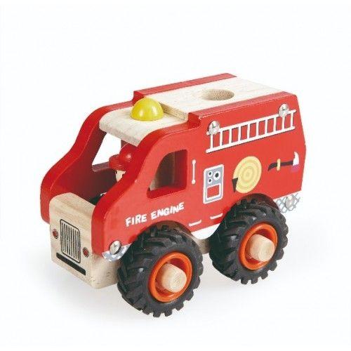 Mașină de pompieri, Egmont 0
