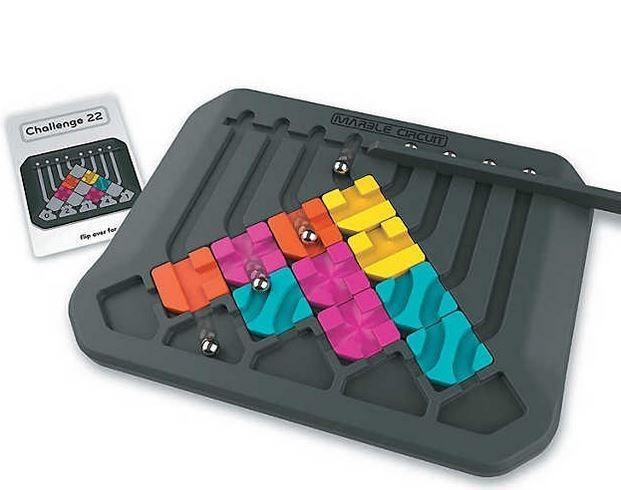 Marble Circuit, labirint cu bile, joc de logică și strategie 1