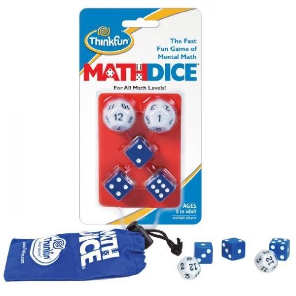 Math Dice 1