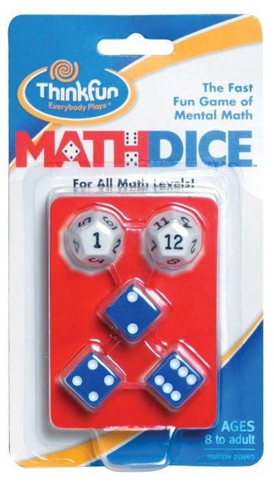 Math Dice 0