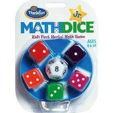 Math Dice Junior 0