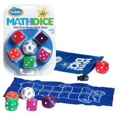 Math Dice Junior 1