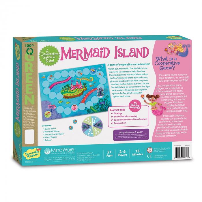Mermaid Island - Insula sirenelor 1