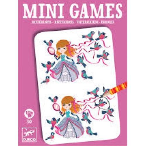 Mini games Djeco găsește diferențele, Lea 0