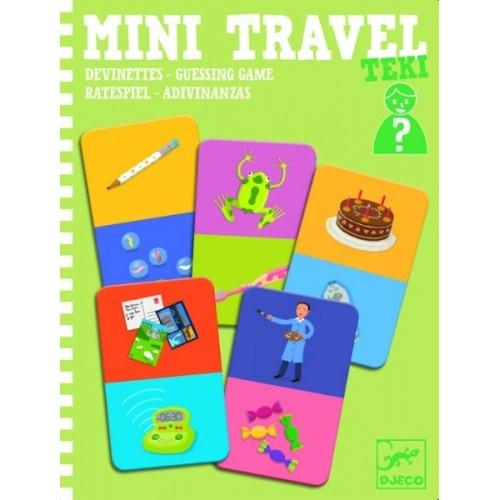 Mini travel Djeco joc de logică 0