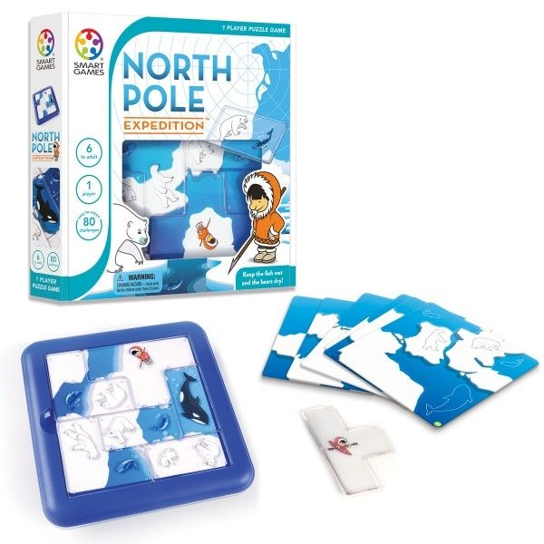 North Pole - Expedition 1