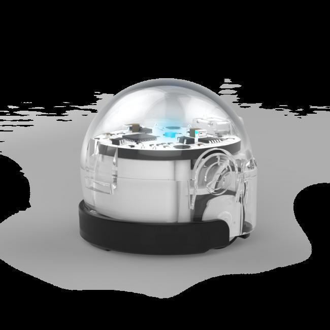 Ozobot Bit Single smart mini robot - Crystal White 0