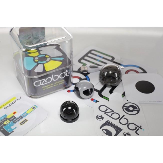 Ozobot Bit Single smart mini robot - Titanium Black 1