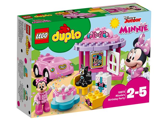 Petrecerea lui Minnie (10873) 0