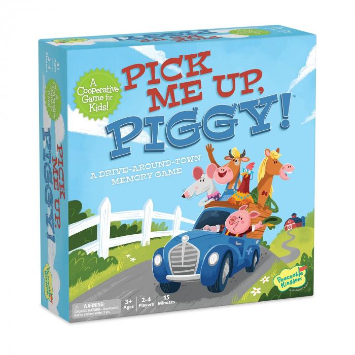 Pick me up Piggy - Ia-mă și pe mine, Purceluș 0