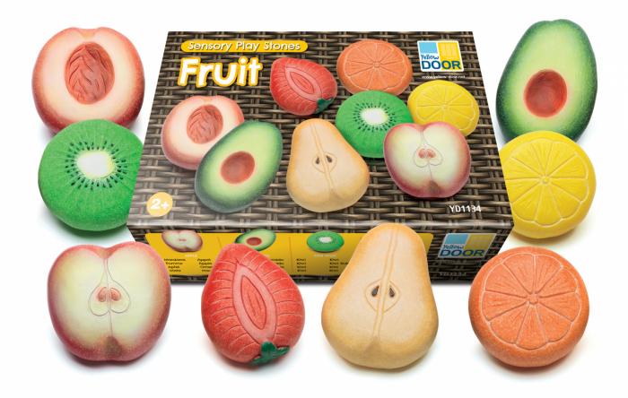 Pietre senzoriale - Fructe [3]