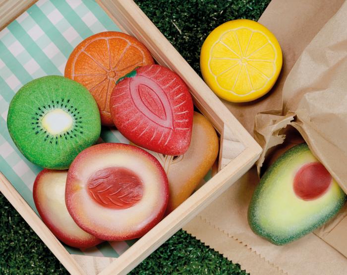 Pietre senzoriale - Fructe [5]