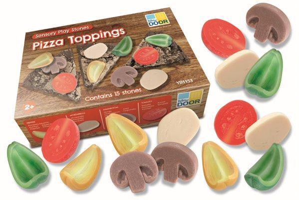 Pietre senzoriale - Topping Pizza [1]