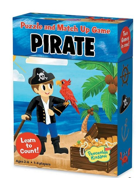 Pirates Match Up Game 0