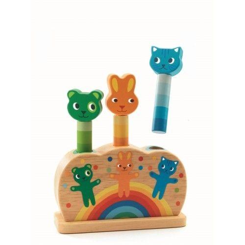 Pop up jucărie motorică Djeco [0]