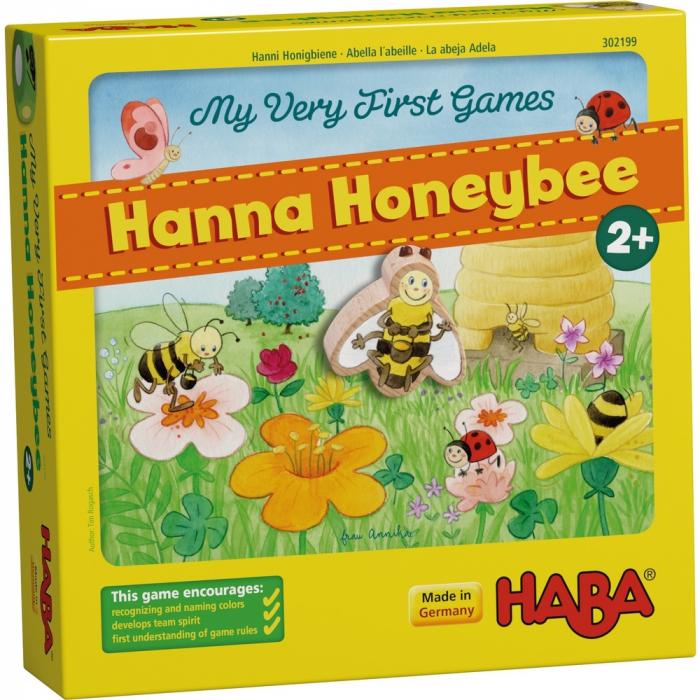Primele mele jocuri: Albinuța Hanna - Haba 0