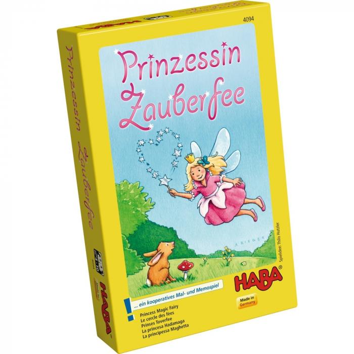 Prințesa Zână magică - Haba 0