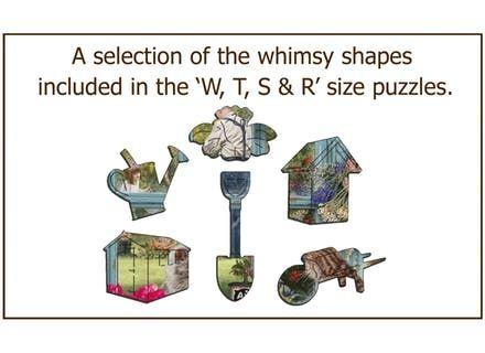 Puzzle din lemn Atelierul bunicului  – Wentworth [2]