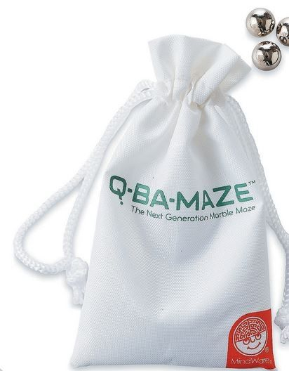 Q-BA-MAZE Marble Bag [0]