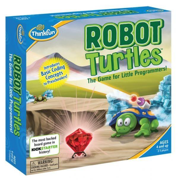 ROBOT TURTLES 0