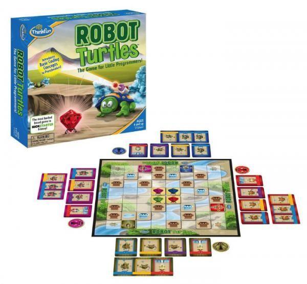 ROBOT TURTLES 1