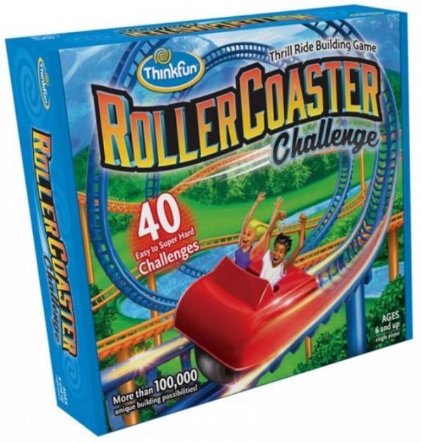 Roller Coaster Challenge 6