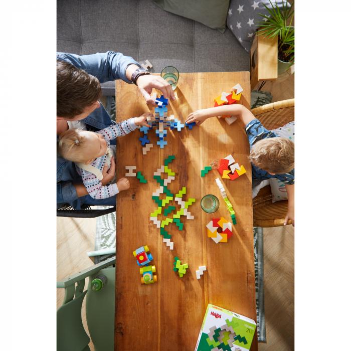 Joc de construcție 3D - Rubius 3