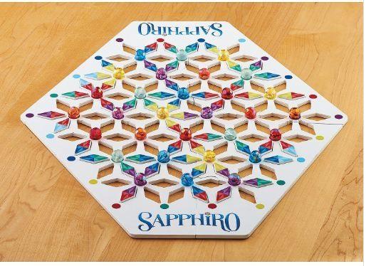 Sapphiro, boardgame de strategie, cu piese din lemn 1