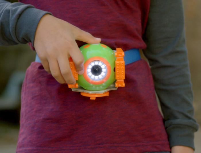 Set creativ pentru roboțelul simpatic DOT 2