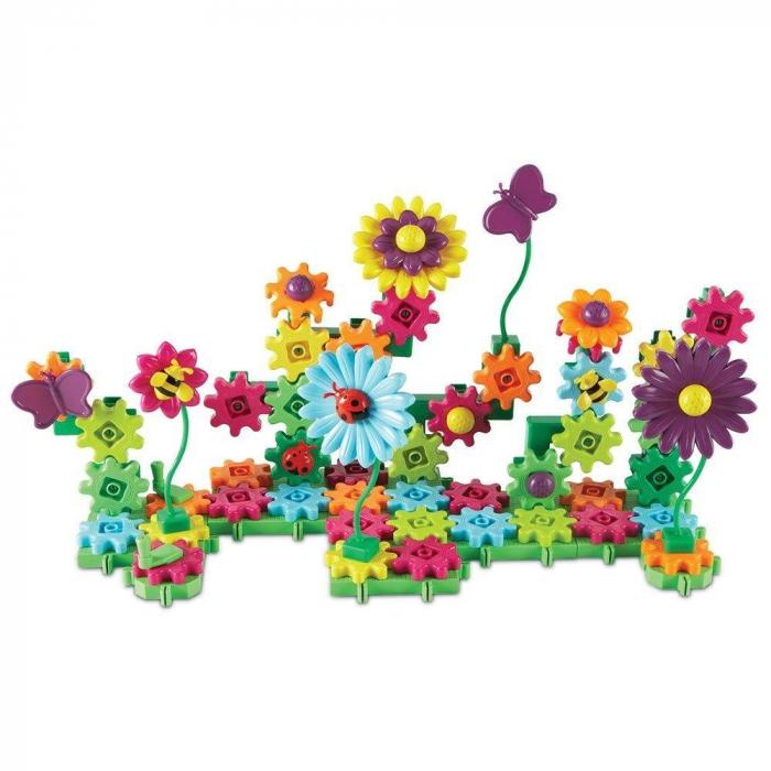 Set de constructie - Gears! Floral [3]