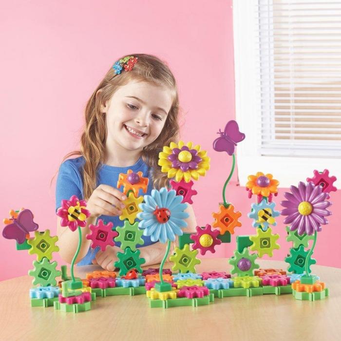 Set de constructie - Gears! Floral [1]