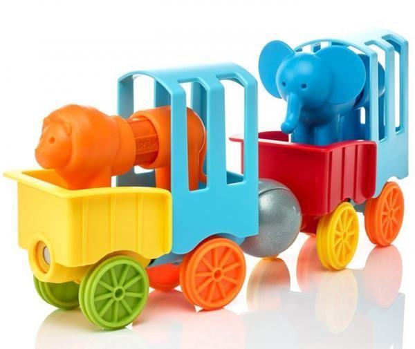Set SMARTMAX My First - Animal Train 4