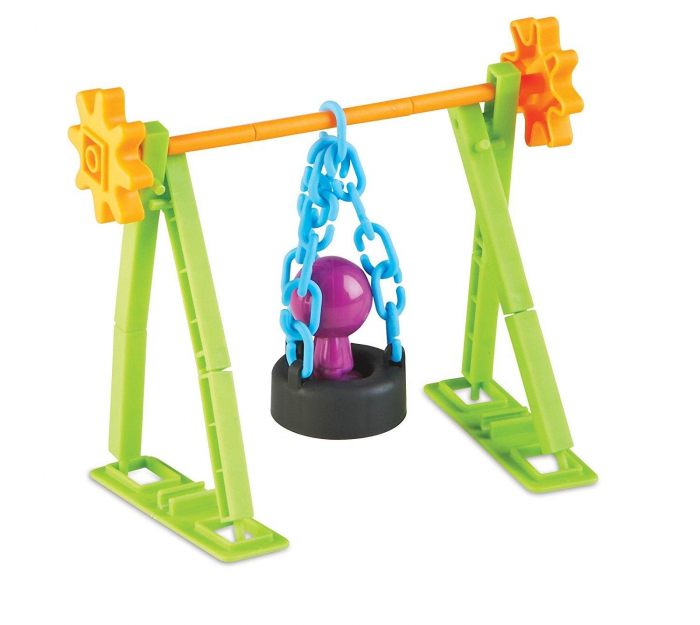 Set STEM - Parcul de distractii [4]