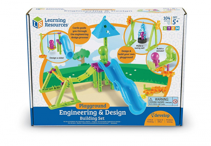 Set STEM - Parcul de distractii [0]