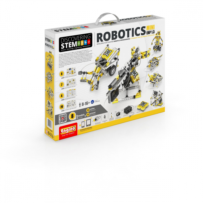 Set STEM ROBOTICA ERP MINI - Engino 0