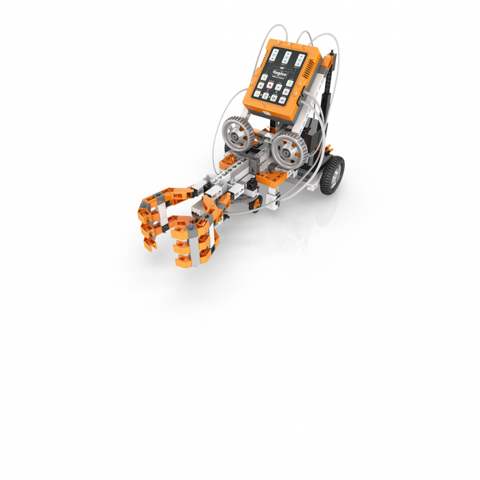 SET STEM ROBOTICA ERP PRO EDITION cu Bluetooth - Engino 3