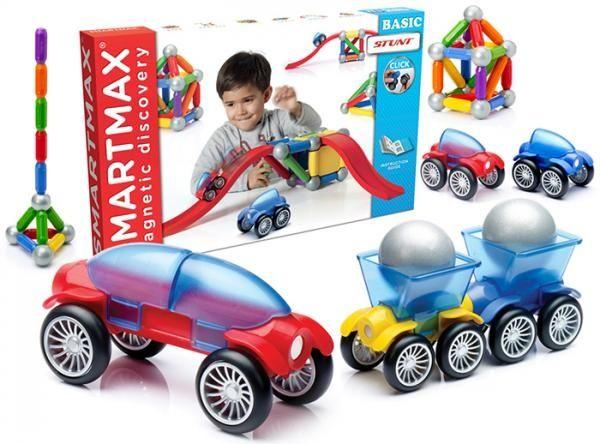 "Set Vehicule SMARTMAX ""PLAY"" - Basic Stunt [2]"