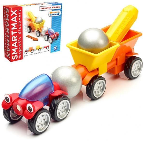 "Set Vehicule SMARTMAX ""PLAY"" - Tommy Train 1"