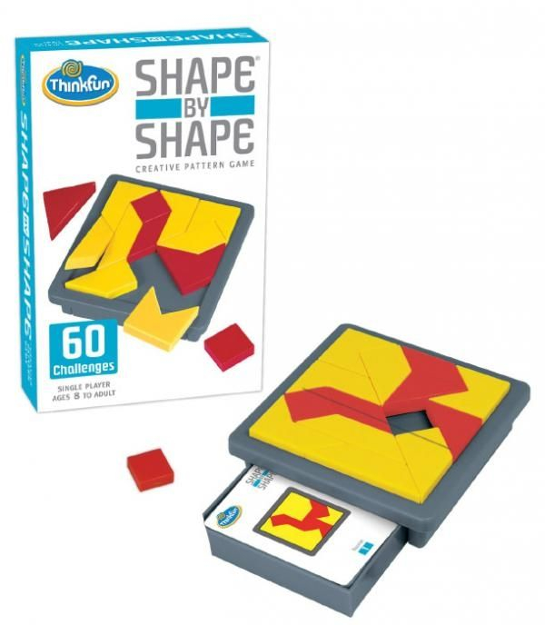 SHAPE BY SHAPE 1