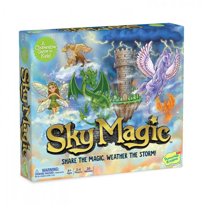 Sky Magic - Magia cerului 0