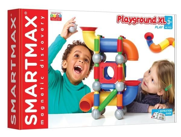 "SMARTMAX ""PLAY"" - Ball Run Fun Playground XL 0"