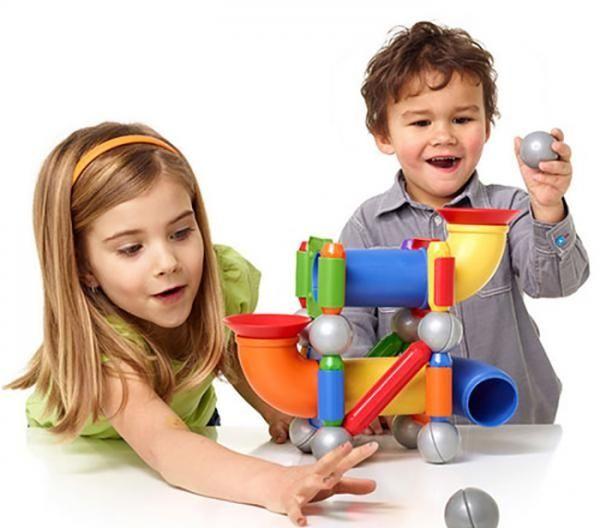"SMARTMAX ""PLAY"" - Ball Run Fun Playground XL 1"
