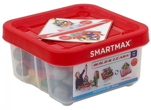 SmartMax Set Build & Learn (100 piese) 0