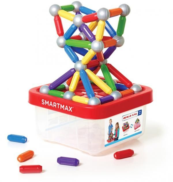 SmartMax Set Build XXL (70 piese) 2