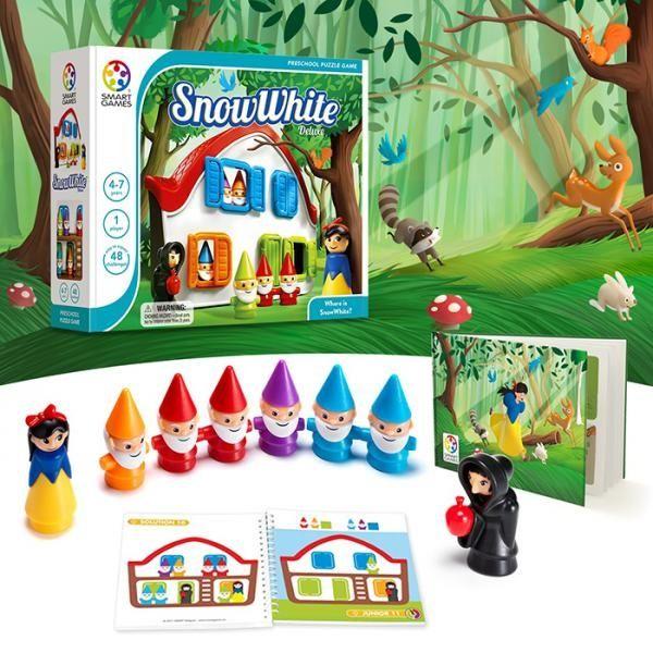 Snow White Deluxe 1