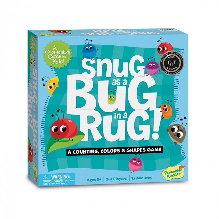 Snug as a bug in a rug – Confortabil ca un gândăcel sub covor 0