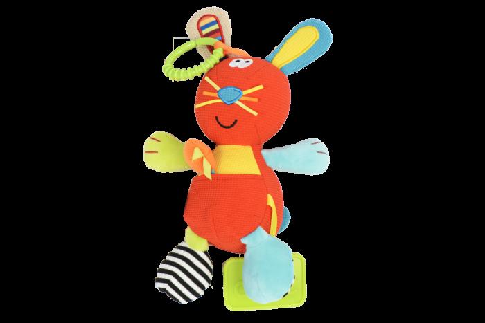 Iepuraș, jucărie senzorială 0