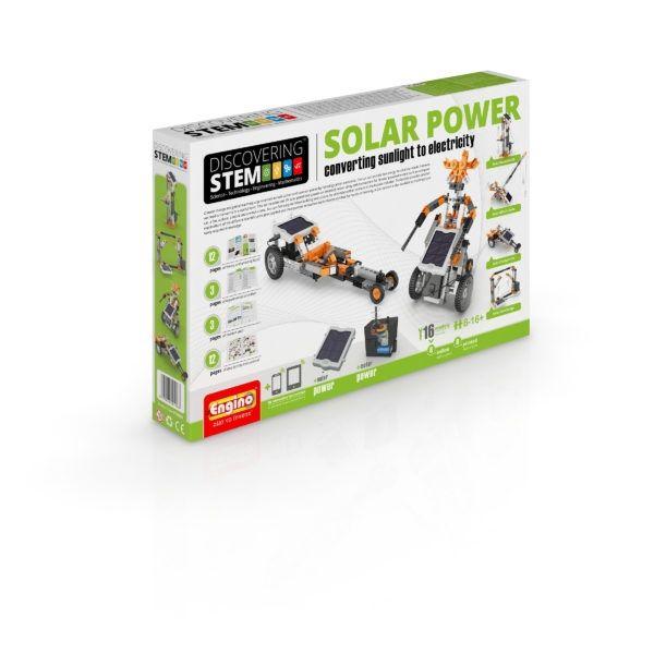 STEM ENERGIE SOLARA 5